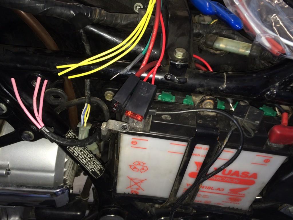 electrical connections wiring harness  u2022 gl1200 diy1984 honda goldwing wiring diagram