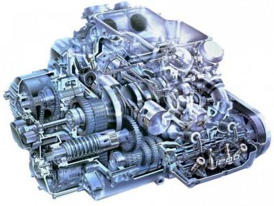 gl1200 engine cutaway diagram