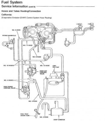 vacuum hoses • GL1500 Information & Questions
