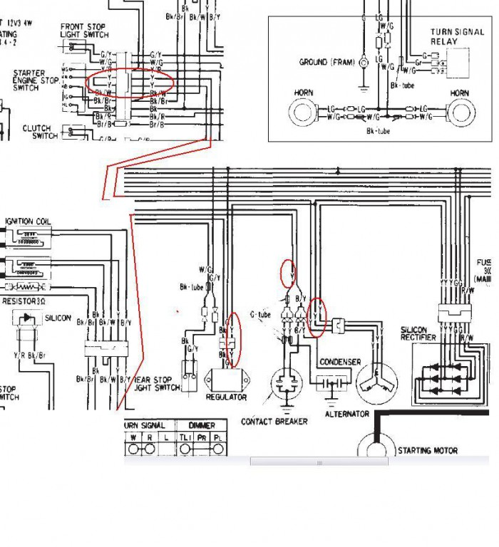 ignition wiring diagram for 2006 f150 - auto electrical ... alternator wiring diagram for 06 f150 #6