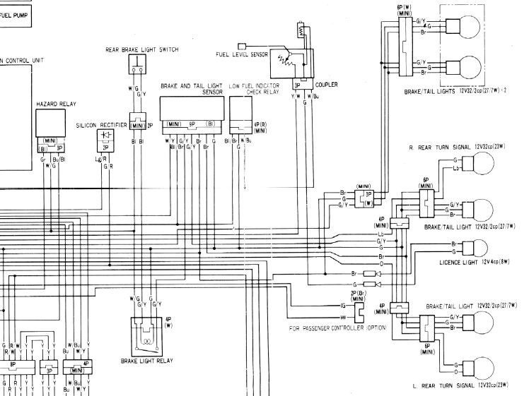 1986 Gl1200 Wiring Diagram Gl1800 Wiring Diagram Wiring