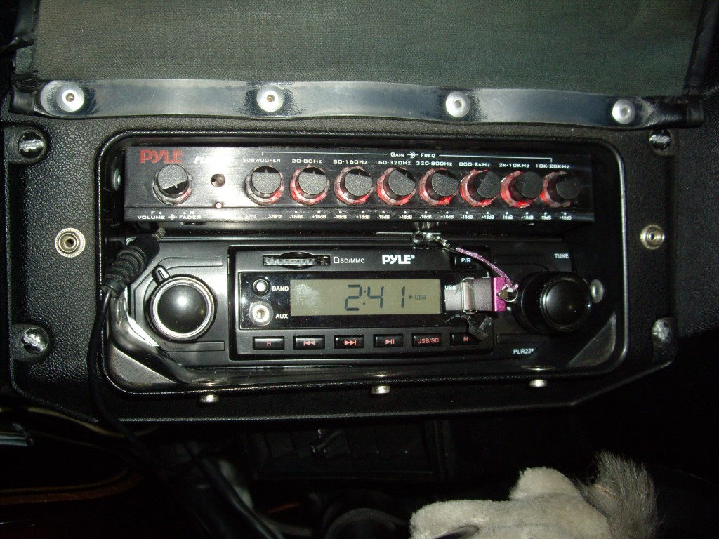 Stereo For 1987 Interstate Gl1200 Information