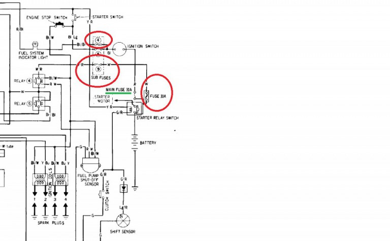 poor boy conversion wiring diagram