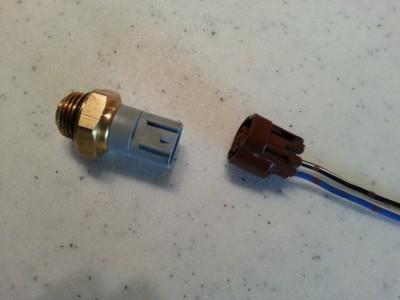 Temperature Sensor Fan Switch Gl1100 Information
