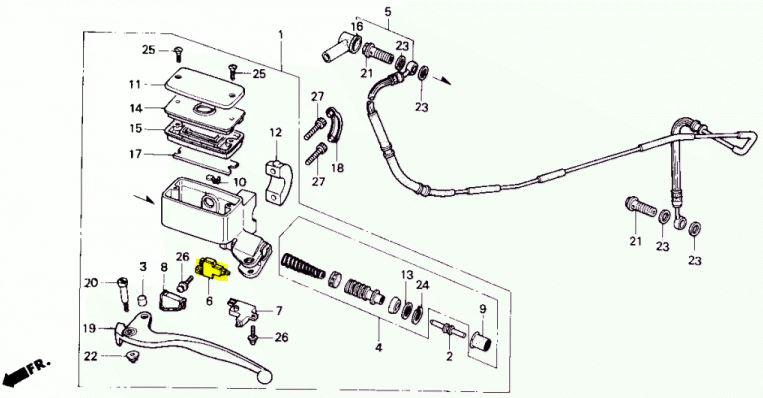 Honda Goldwing 1800 Wiring Diagram, Honda, Free Engine