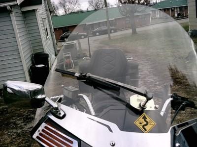 Arizona Best Cars >> motorcycle windshield wiper • Goldwing Chat • goldwingdocs.com