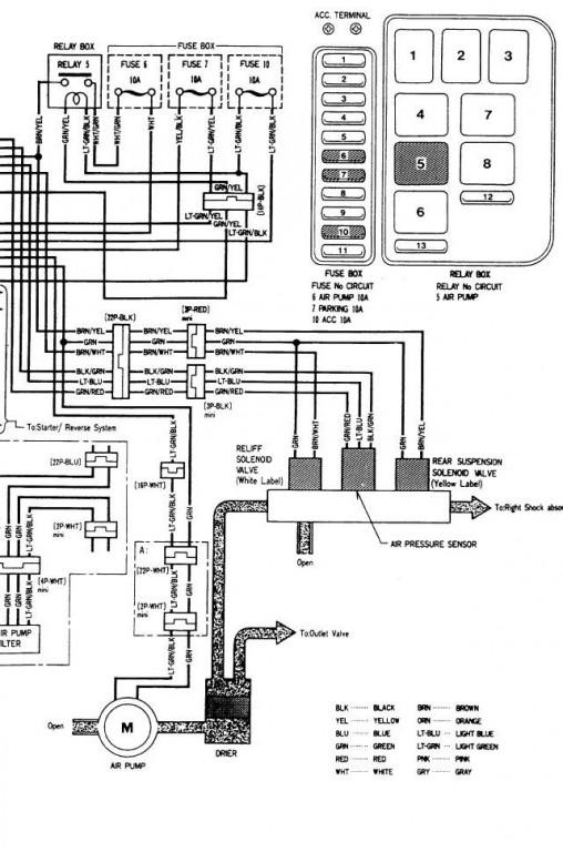 Electrical Wiring Diagram Of Suzuki Gn400 Suzuki Fa50
