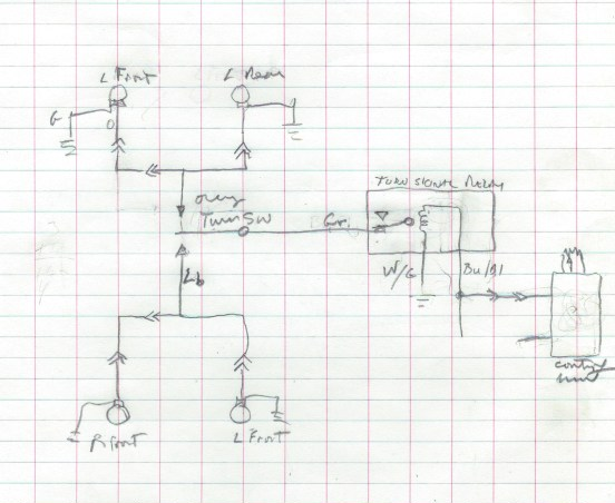 12 Volt Flasher Wiring Diagram 12 Volt Solid State Flasher