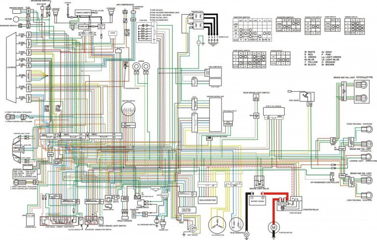 1984 gl1200 aspencade wiring diagram  u2022 reference