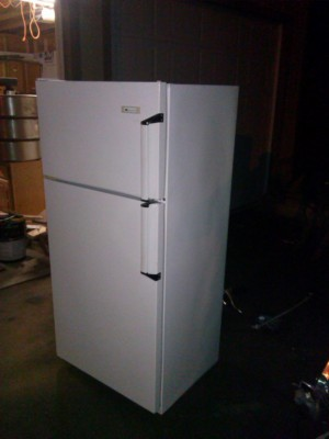 what would you do with an old refrigerator goldwing chat. Black Bedroom Furniture Sets. Home Design Ideas