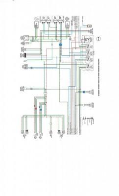 2015 GL1800 Trailer wiring • GL1800 (2001-2017