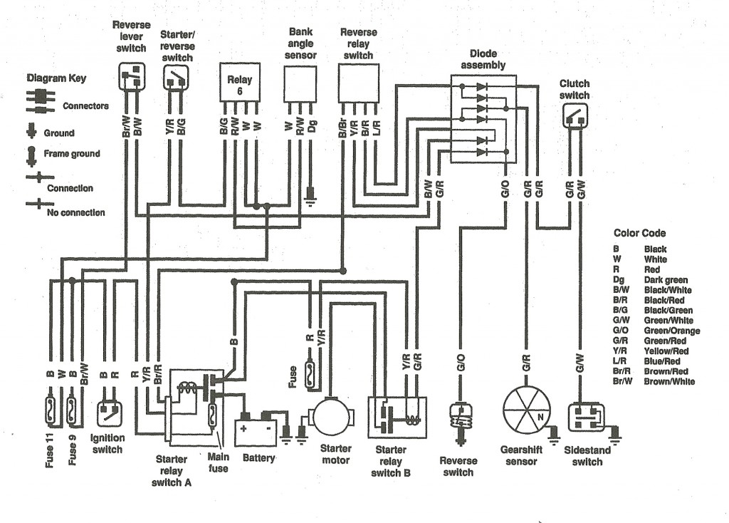 Anyone have 1992 wiring schematic? I have start problems