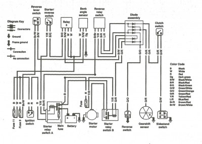 Honda Gl 1500 Wiring Diagram on wiring harness for 1991 honda accord