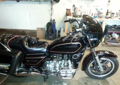 GL1100 GoldWing Single Carburetor conversion Kit - $ 300 ...