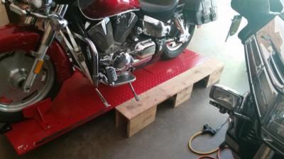 Motorcycle Scissor Jack Harbor Freight