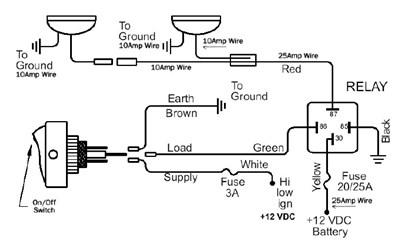Omron G8MS-H30 Relay pin layout • Tech Talk • goldwingdocs.com