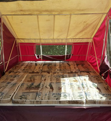 2007 Bunkhouse Motorcycle Camper For Sale Wanted