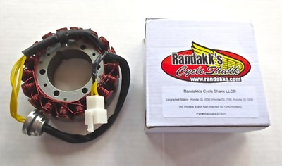 New replacement stator for GL1000, GL1100, GL1200 • Tech Talk