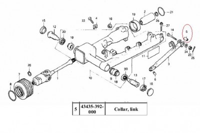 GL1100 rear brake parts list • GL1100 Information