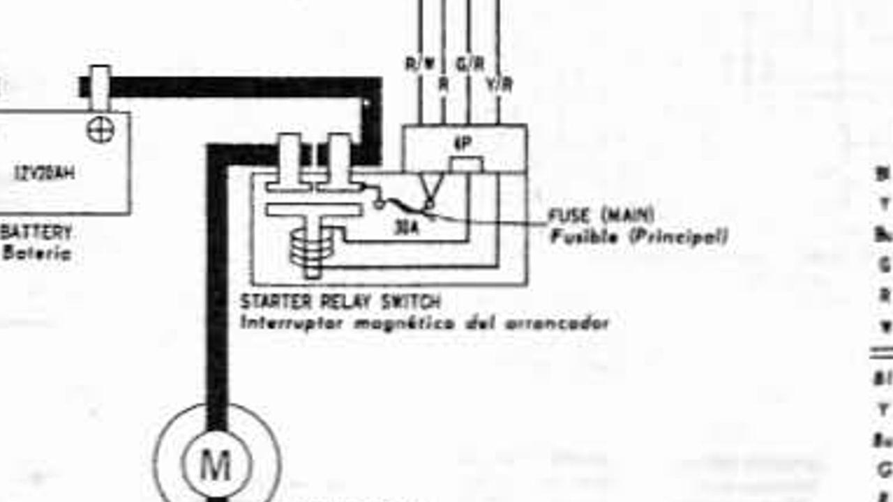 86 gl1200 sei wiring nightmare  u2022 gl1200 information