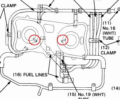 Goldwing 1500 runs rough at low rpm • GL1500 Information