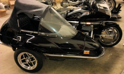 1993 Goldwing With California Sidecar For Sale Wanted