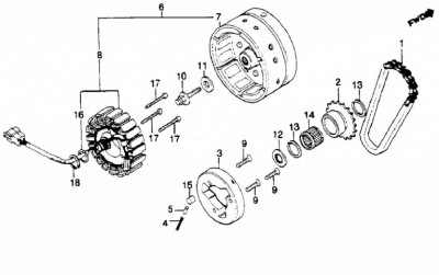 motor trouble • GL1100 Information & Questions