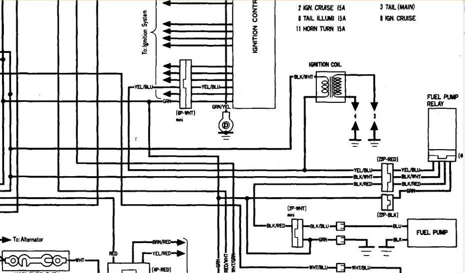 1986 Ford Bronco Ii Wiring Diagram 1980 Ford Mustang
