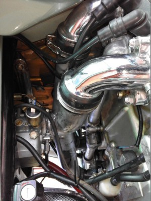 My 1100 Goldwing and successful conversion to a single carb