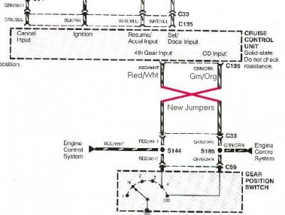 cruise control won 39 t set above 50mph gl1500 information. Black Bedroom Furniture Sets. Home Design Ideas