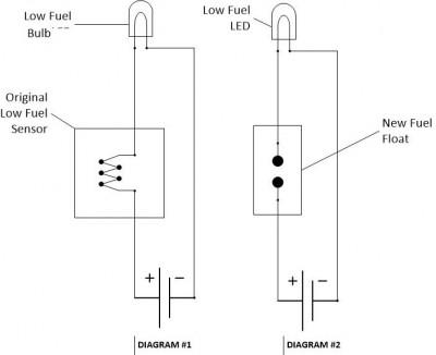 Building a replacement GL1500 Low fuel sensor • GL1500 DIY Articles •  goldwingdocs.comGoldwingDocs.