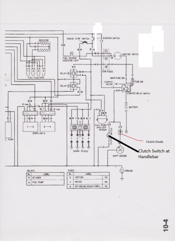 1984 Honda Goldwing Fuse Box Location Honda Ruckus Wiring