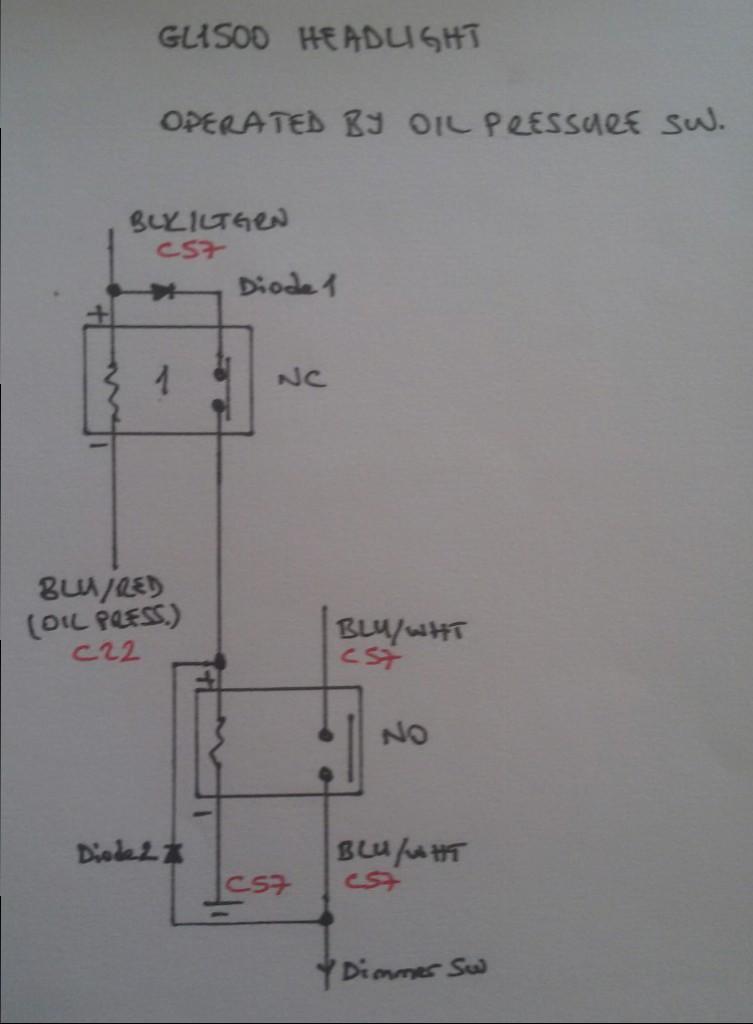 Tolle Schaltplan Gl1800 Ideen - Elektrische Schaltplan-Ideen ...