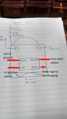 what would make my solenoid melt?? • GL1200 Information