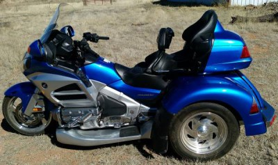2012 Honda Goldwing Trike w/ Custom Trailer - East of Tucson