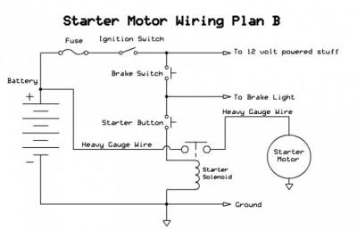 [SCHEMATICS_4UK]  Aftermarket starter relay/solenoid • GL1200 Information & Questions •  goldwingdocs.com | 1984 Honda Goldwing Starter Solenoid Wiring Diagram |  | GoldwingDocs