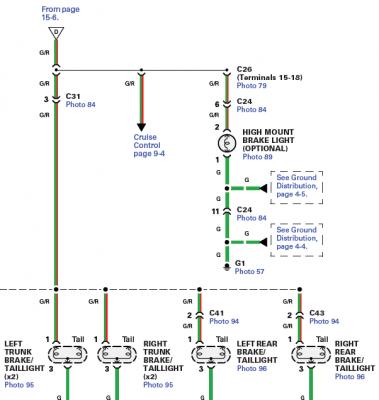 Brake light wire question? • GL1800 (2001-2017) Information & Questions •  goldwingdocs.comGoldwingDocs