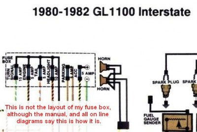 [DIAGRAM_0HG]  My 82 has the fuse box layout of the 83. • GL1100 Information & Questions •  goldwingdocs.com | 1983 Honda Goldwing Fuse Box For |  | GoldwingDocs.com