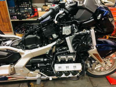 New 2018 Goldwing - pictures without bodywork • GL1800 (2018+)