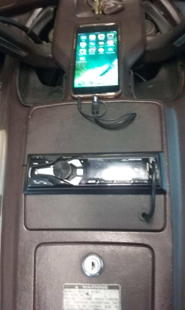 1988-2000 honda Goldwing gl1500 replacement stereo ...