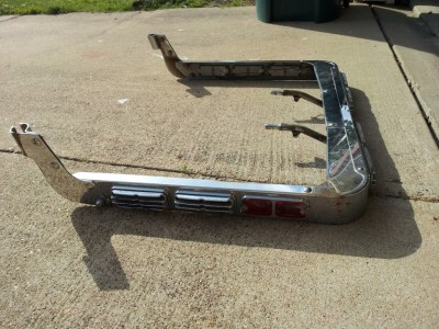 honda gl goldwing trunk rail light bar  salewanted goldwingdocscom