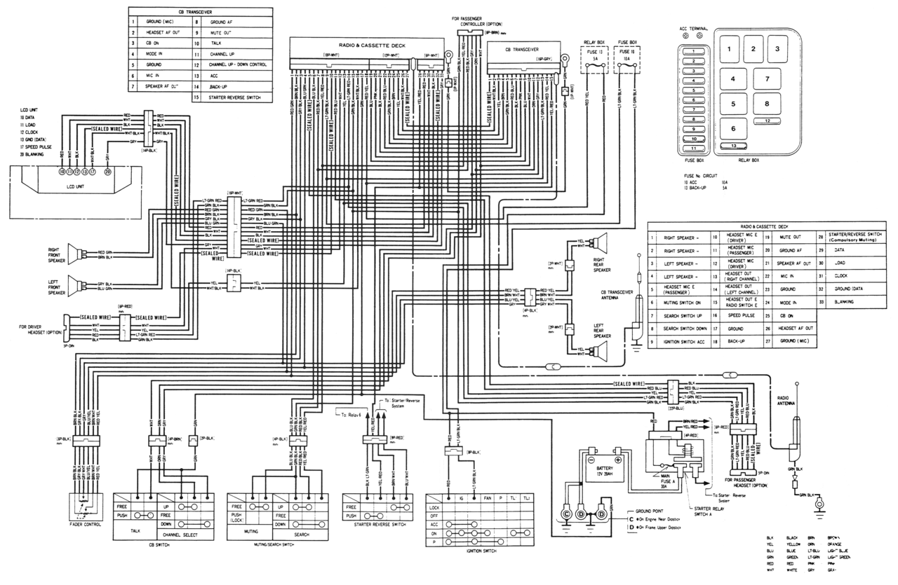 Interstate Trailer Wiring Diagram Diagrams Enclosed Get Free Image About Cargo Utility