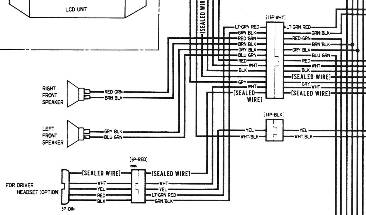 Fader Wiring Diagram on