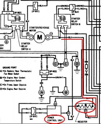 1994 Honda Goldwing Wiring Diagram