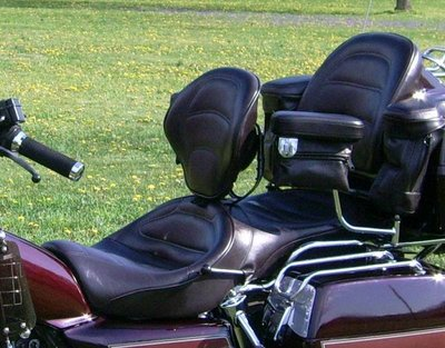 Ultimate Motorcycle Seats >> Ultimate Motorcycle Seat Gl1500 Information Questions