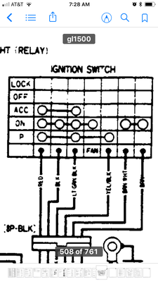 Looking At The Schematic Nothing Should Have In Lock And Off Positions