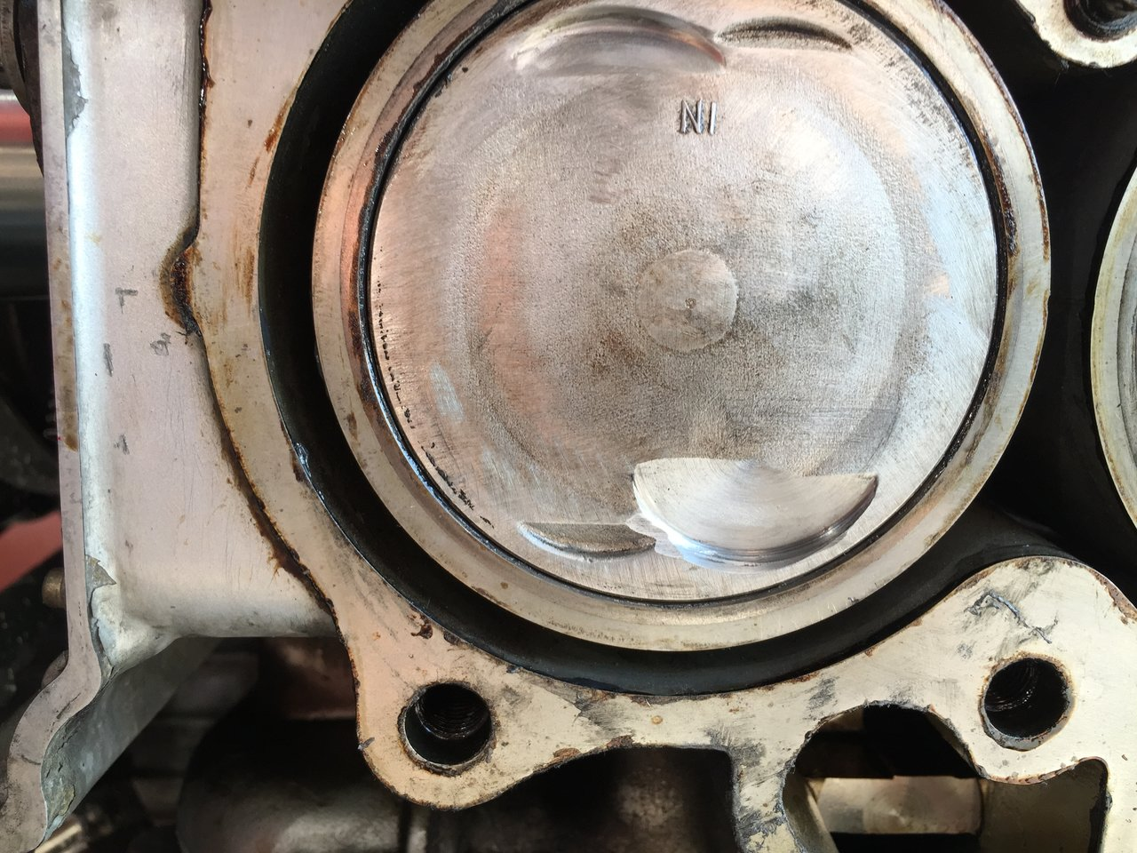 What happens if the timing belt brakes? • GL1100 Information