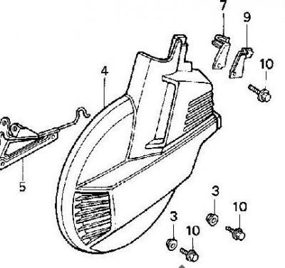 Brake pedal bottoms out, no pressure • GL1500 Information