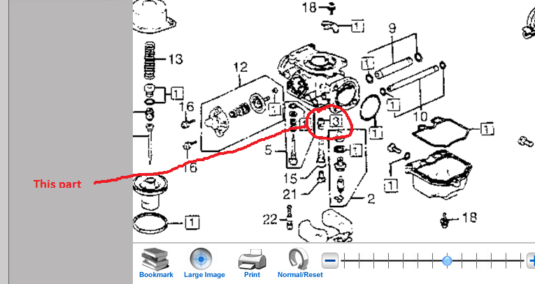 Gl1100 Carburetor Diagram, Gl1100, Free Engine Image For