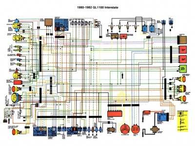 gl1100 wiring diagram headlight troubles randakk s blog